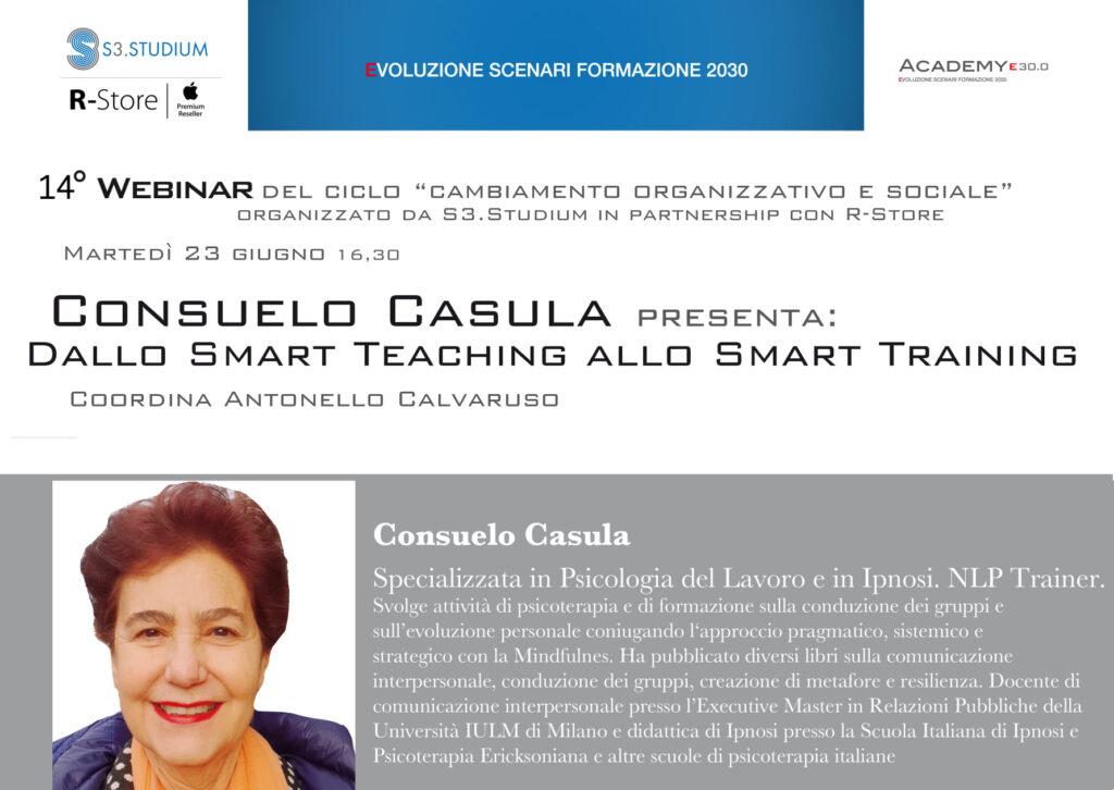 Consuelo Casula - I Martedì di S3.Studium